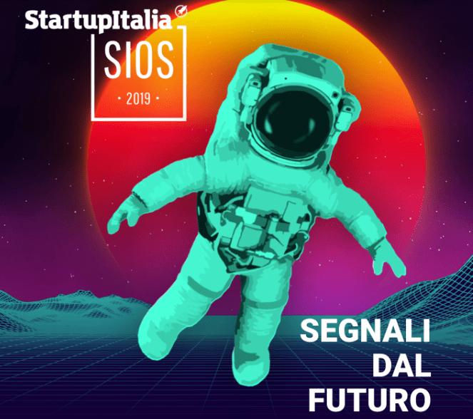 SIOS Startup italia logo