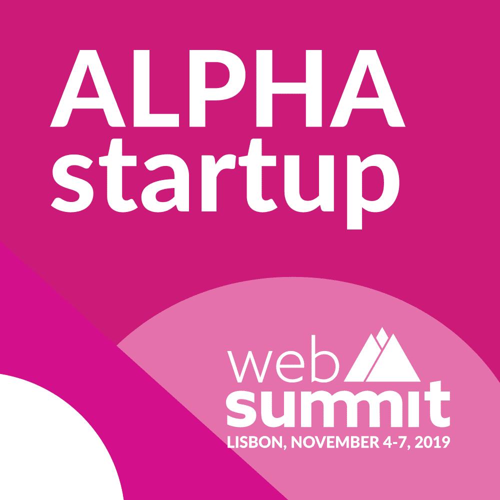 Alpha Startup Web Summit logo