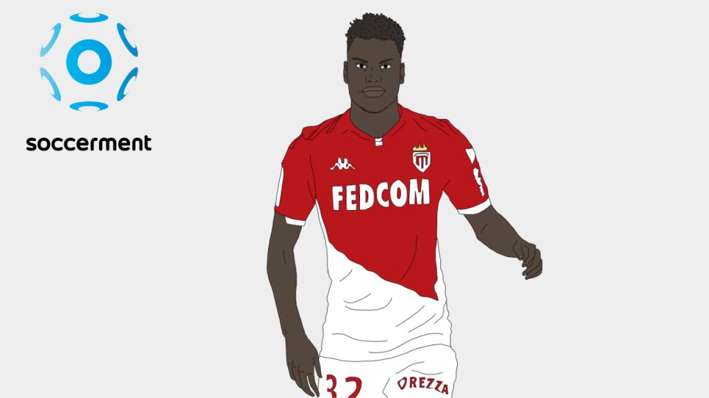 Benoit Badiashile Soccerment png