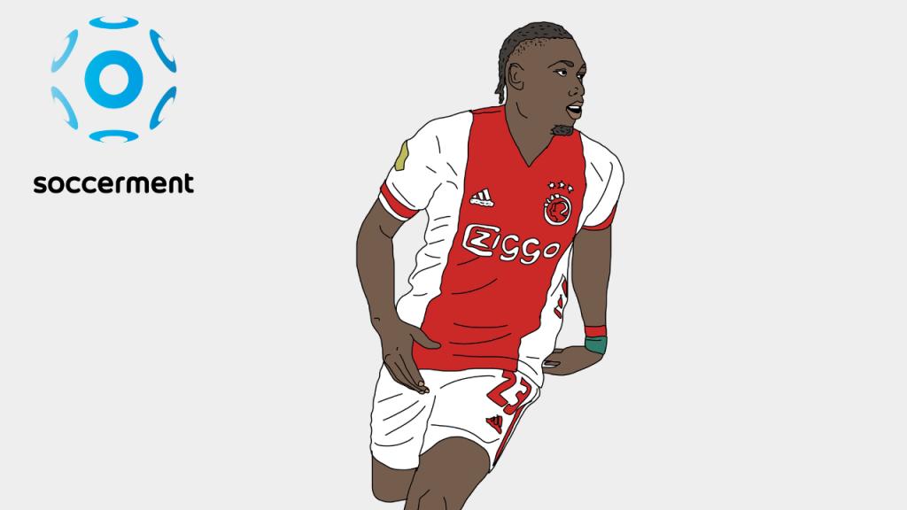 Lassina Traoré Ajax Soccerment png